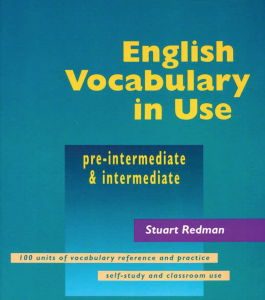 English Vocabulary in use course online